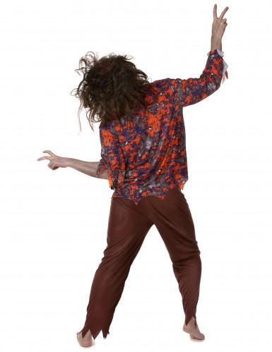 Zombie Hippie Kostüm für Herren-2