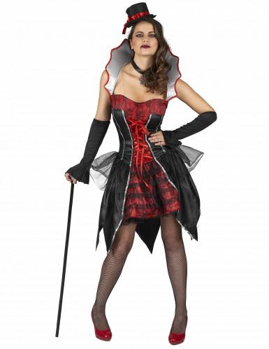 Dracula Kostüm für Damen