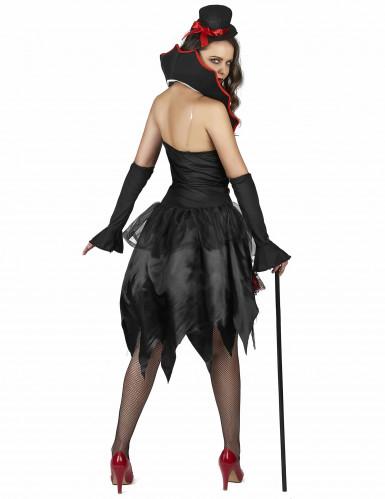 Dracula Kostüm für Damen-2
