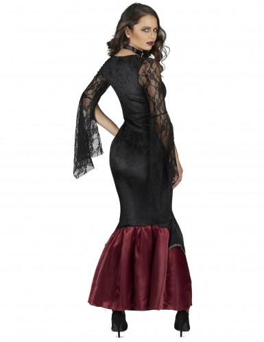 Kostüm gefährliche Schönheit für Damen-2