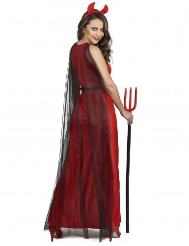 Dämonenhaftes Kostüm für Damen -2