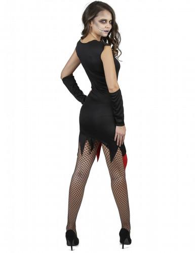 Skelett Kostüm für Damen-2