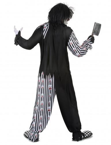 Psycho Clownskostüm für Erwachsene-2