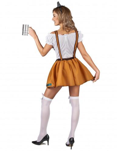Bayerisches Dirndl Kostüm für Damen-2