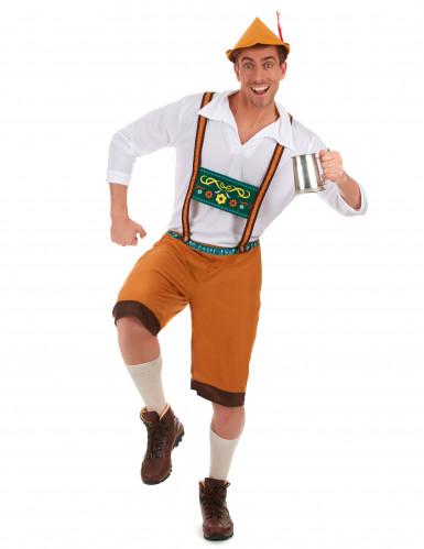 Bayer Kostüm mit Lederhose für Herren-1