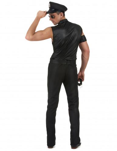 Kostüm sexy Polizist für Herren-2