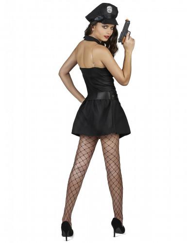 Sexy Polizistin Kostüm für Damen-2
