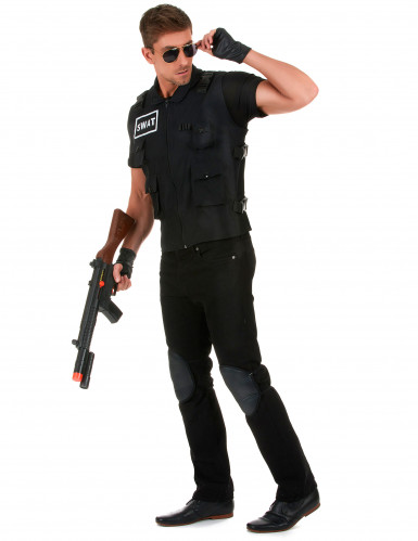 SWAT Kostüm für Herren-1