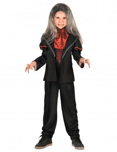 Kostüm Graf Dracula für Jungen