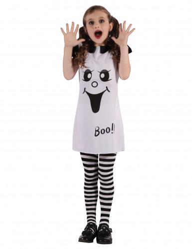 Freundlicher Geist Kostüm für Mädchen