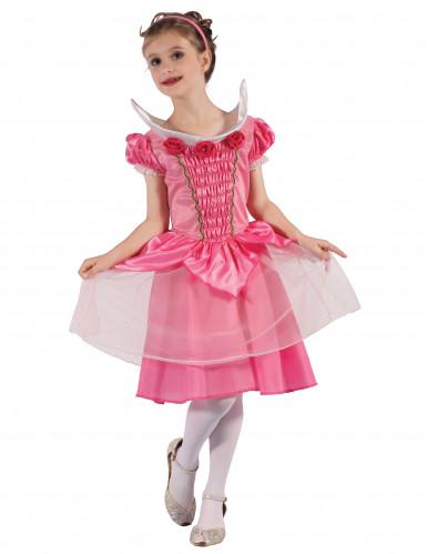 Kostüm Prinzessinnen Ballkleid 110/116 (4-6 Jahre)