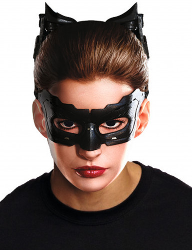 Catwoman™Maske aus Karton-1