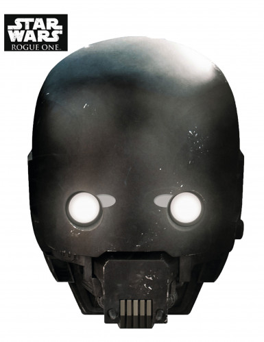 Karton Maske K 2SO - Star Wars Rogue One™