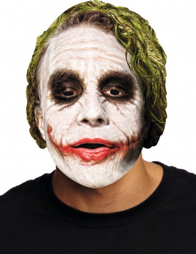 Karton Maske Joker™ Dark Knight-1
