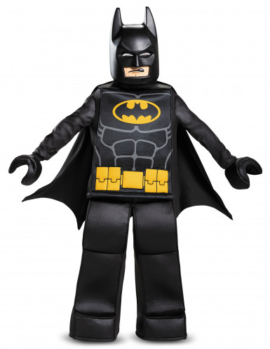 Deluxe Batman LEGO® Movie Kinderkostüm