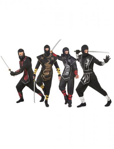 Gruppenkostüm Ninja!