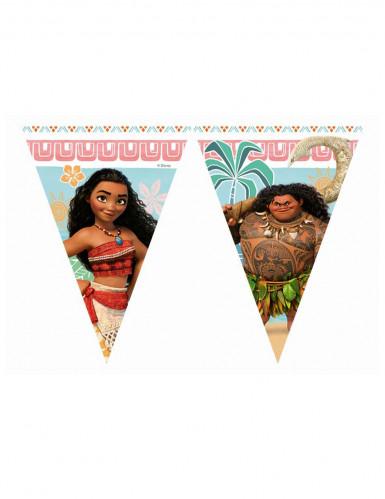 Wimpel-Girlande Vaiana™ 2,3m