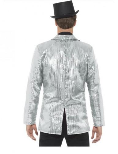 Disco-Jacke für Herren mit Pailletten-1