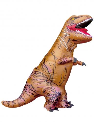 Aufblasbares T-Rex Kostüm für Erwachsene
