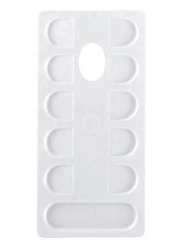 Kunststoffpalette rechteckig Lefranc&Bourgois™