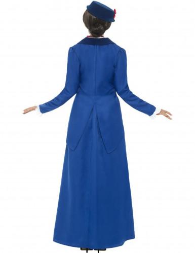 Damen Kindermädchen Kostüm-1