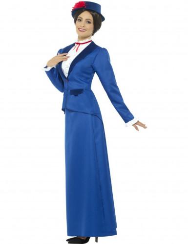 Damen Kindermädchen Kostüm-2