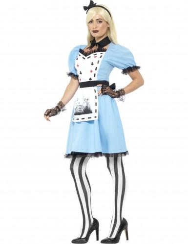 Damen-Kostüm im Gothic-Stil-2