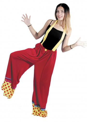 Clown Hose für Erwachsene-1