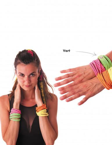 Fashion Armband für Erwachsene neongrün