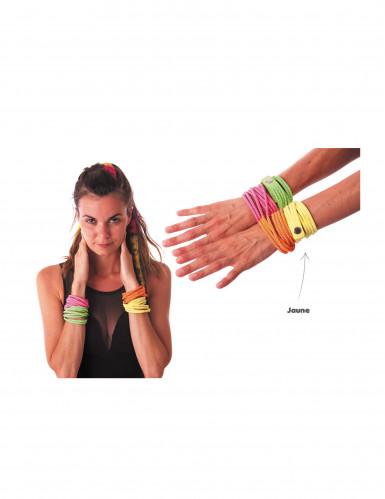 Fashion Armband für Erwachsene gelb
