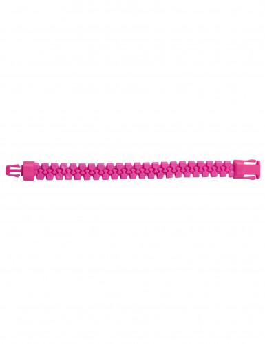 Armband fluoreszierende rosa für Erwachsene