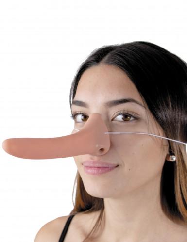 Lange Nase kleiner Lügner