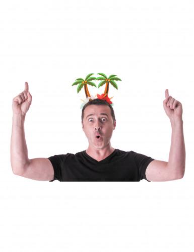 Hawaii Palmen-Haarreif für Erwachsene-1