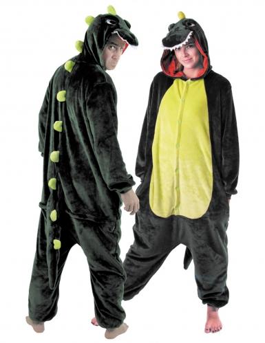 Dinosaurier Overall für Erwachsene