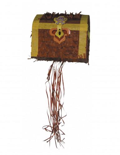 Piñata Piratentruhe