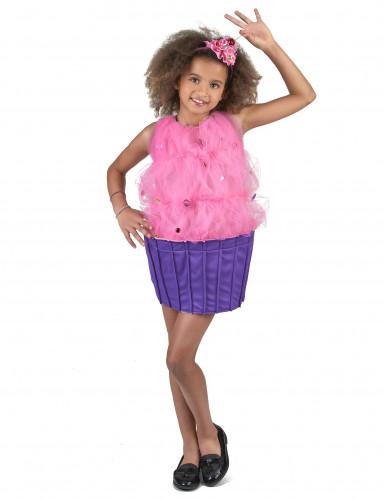 Cupcake Kostüm für Mädchen!
