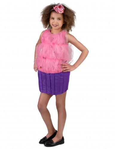 Cupcake Kostüm für Mädchen!-1
