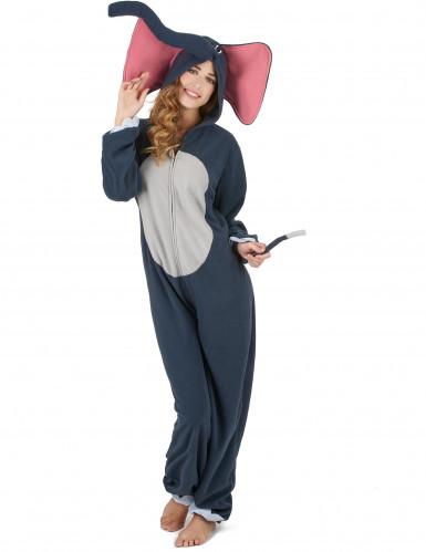 Elefanten Kostüm für Damen