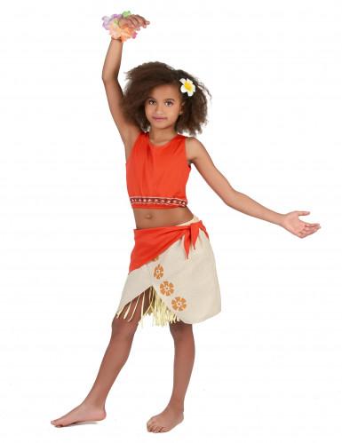 Hawaii Kostüm für Mädchen-1