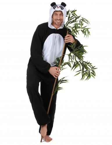 Panda Kostüm für Herren