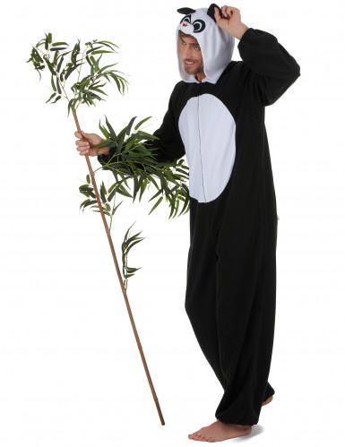 Panda Kostüm für Herren-1