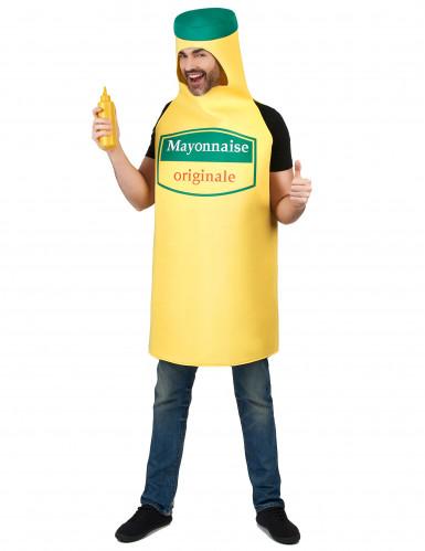 Kostüm Mayonnaise für Erwachsene-1