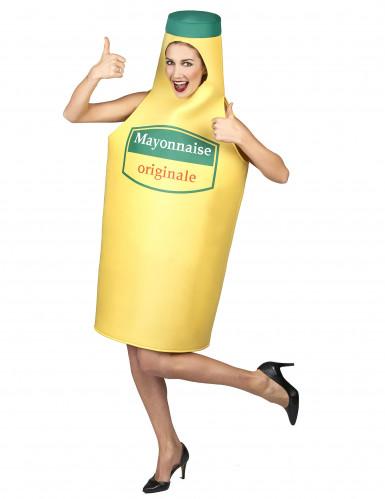 Kostüm Mayonnaise für Erwachsene-4