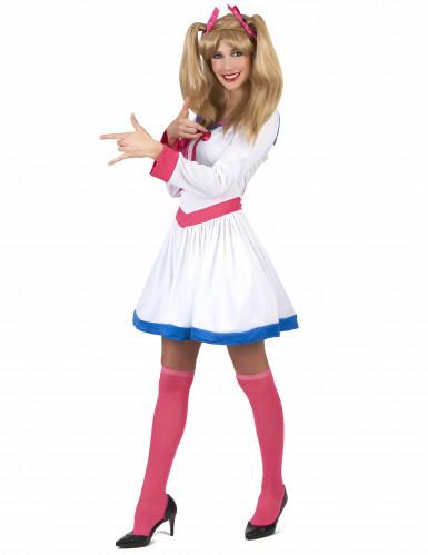 Sailor-Kriegerin Kostüm für Damen-1