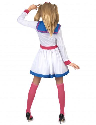 Sailor-Kriegerin Kostüm für Damen-2