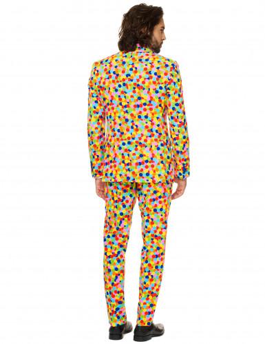 Mr. Confetteroni Kostüm für Herren Opposuits ™-1