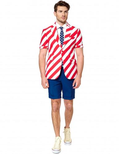 Opposuits™ Sommeranzug United Stripes
