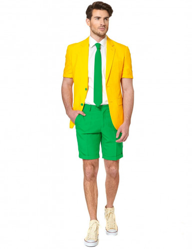 Opposuits™ Sommeranzug Green and Gold