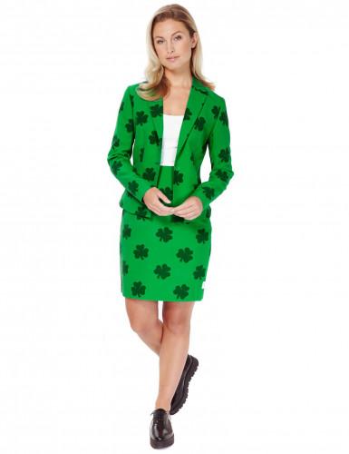 Opposuits™ Damenkostüm St. Patrick's Girl