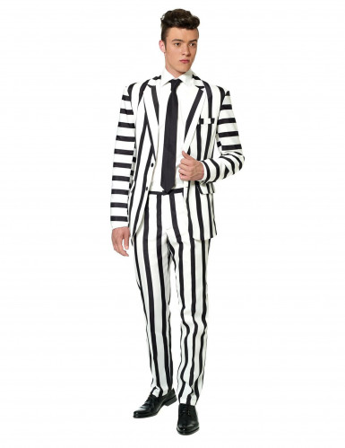 Gestreifter Herrenanzug Mr. Striped Suitmeister™